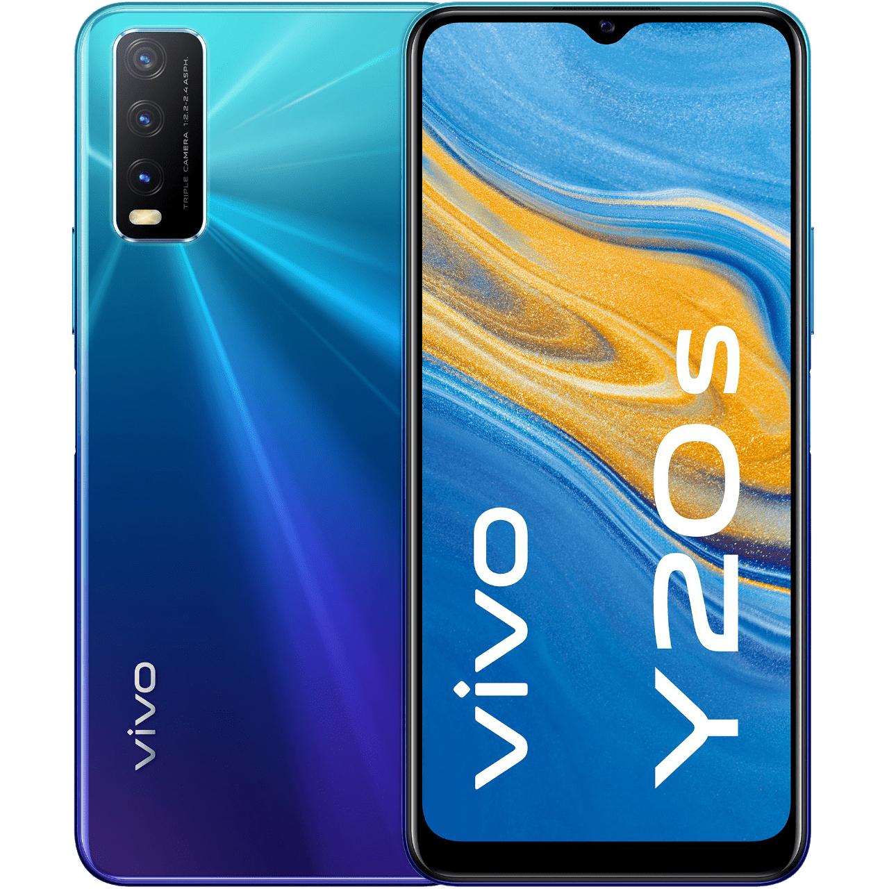 """Smartphone 6.51"""" Vivo Y20s - 128 Go"""