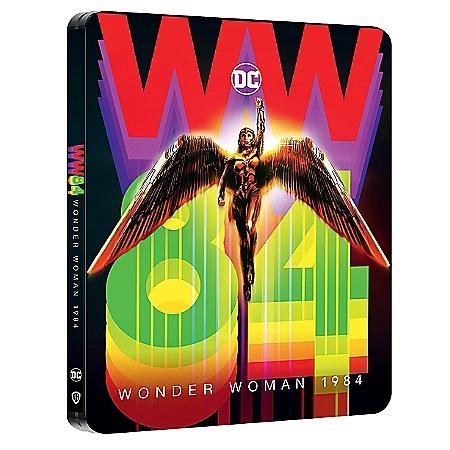 Blu-ray 4k : Wonder woman 1984