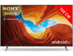"""TV 65"""" Sony KE-65XH9096 - 4K UHD, 100 Hz, Local Dimming, HDR 10/HLG, Dolby Vision & Atmos, HDMI 2.1, Android TV"""