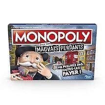Jeu de société Hasbro - Monopoly Mauvais Perdants