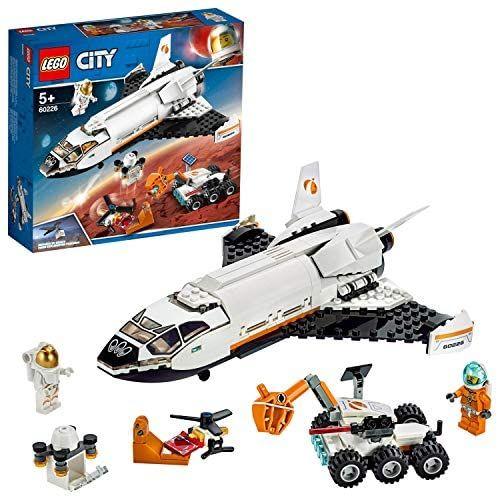 Jeu de construction Lego City 60226 - La navette spatiale