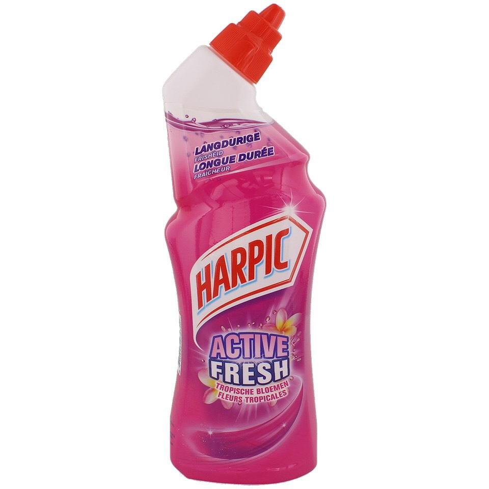 Eau de javel gel Harpic Active Fresh