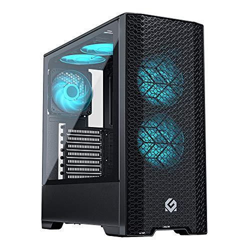 Boitier PC MetallicGear Neo Air - ATX, Moyen tour, Coloris Noir ou Blanc