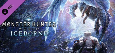 DLC Monster Hunter World : Iceborn sur PC (Dématérialisé, Steam)