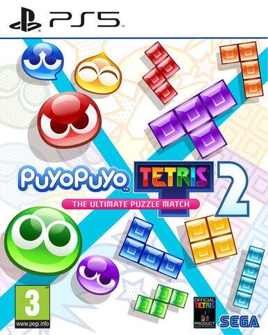 Jeu Puyo Puyo Tetris 2 sur PS5
