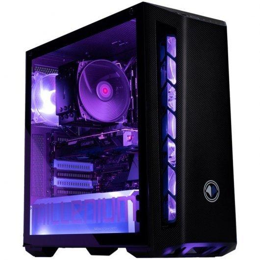 PC Gamer Millenium Machine 1 Miss Fortune - i5-10400F, 16 Go de RAM, 1 To HDD + 240 Go SSD, RTX 3070