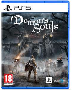 Demon's Souls sur PS5 (44.44€ via APP10)