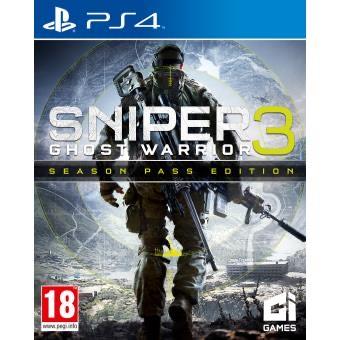 Sniper Ghost Warrior 3 + Season Pass sur PS4 (Dématérialisé)
