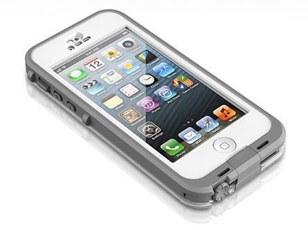 Promotion sur les coques antichoc et étanche Lifeproof - Ex: Coque Nüüd pour iPhone 5c