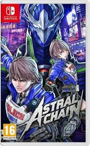 Astral Chain sur Switch