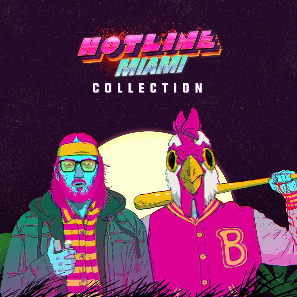 Hotline Miami Collection sur PS4 (Dématérialisé)