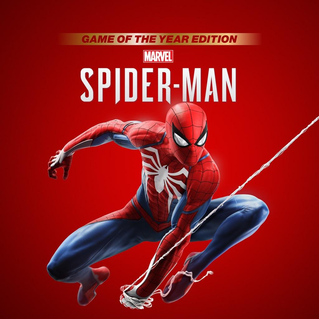 Sélection de Jeux PS4/PS5 en promotion (Dématérialisés - Store BR) - Ex: Marvel's Spider-Man: Game of the Year Edition sur PS4