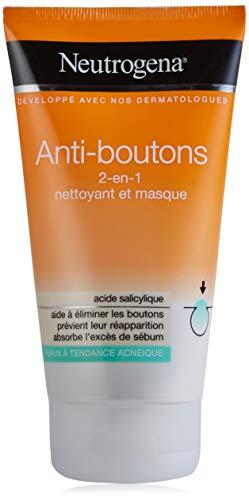 Gel Nettoyant et Masque 2 en 1 Neutrogena 150ml