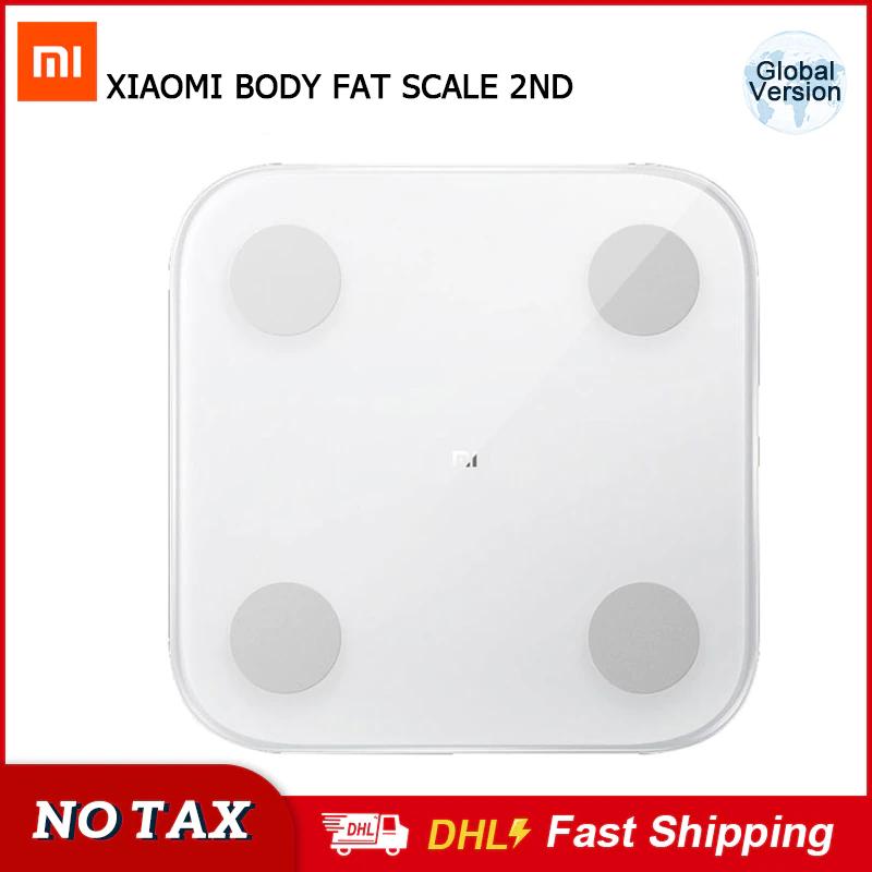 Balance connectée Xiaomi Mi Composition Scale 2 (Entrepôt France)