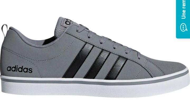 Baskets Adidas VC Space pour Homme (Taille 39 1/3 à 42 et 43 1/2 à 46 2/3)