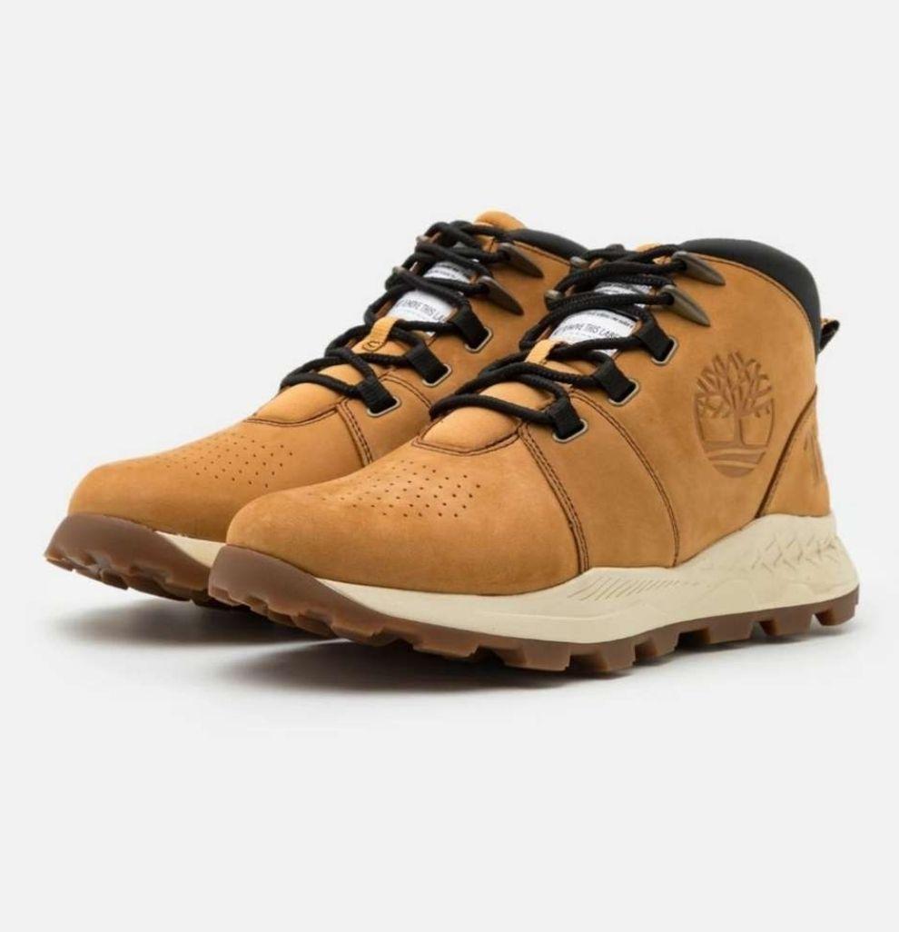 Chaussures Timberland Brooklyn City Mid - gris ou marron (du 40 au 47.5)