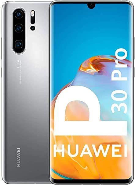 """Smartphone 6.47"""" Huawei P30 Pro - 8 Go RAM, 256 Go (vendeur tiers) Avec les services Google"""