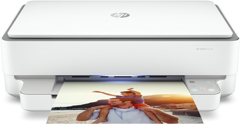 Imprimante multifonction à jet d'encre HP Envy 6030 - Wi-Fi