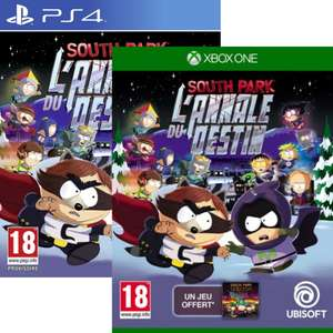 South Park - L'annale du Destin sur Xbox One (9,99€ sur PS4)