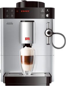 Machine à expresso automatique avec broyeur de grains Melitta Caffeo Passione - 1450 W