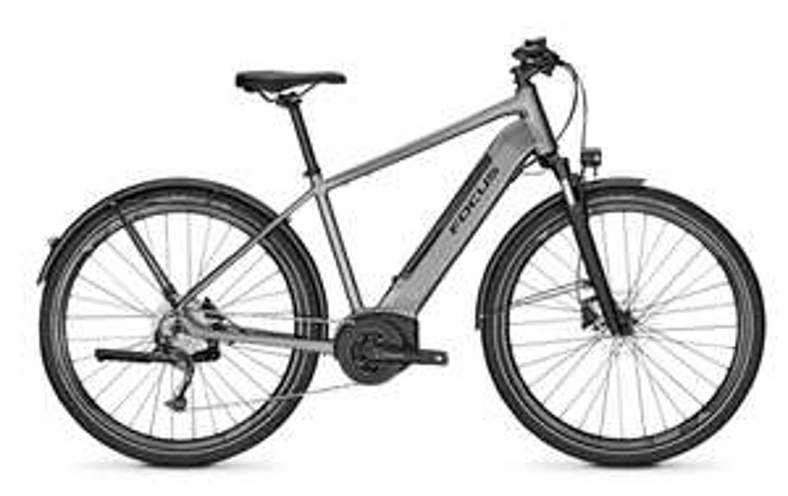 Vélo à assistance électrique Focus Planet2 5.9 Toronto (taille L, 53 cm) - MHW-Bike.fr