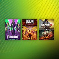 Sélection de jeux vidéo sur Xbox One ou Series S/X en promotion (dématérialisés)