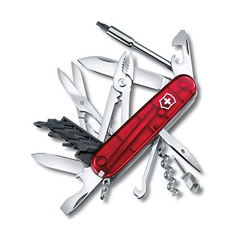 Couteau suisse de poche Victorinox Cyber Tool M - 32 fonctions