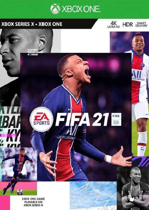 FIFA 21 sur Xbox One et Xbox Series X/S (dématérialisé)