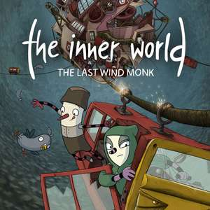 The Inner World - The Last Wind Monk sur Nintendo Switch (Dématérialisé)