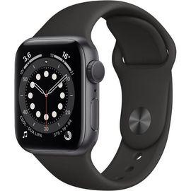 Montre connectée Apple Watch Series 6 (GPS) - 40 mm (+10.47€ en Rakuten Points)
