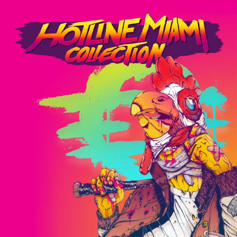 Hotline Miami Collection sur Nintendo Switch (Dématérialisé)
