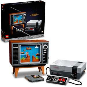 Sélection de Lego en promotion - Ex: Jouet Lego Super Mario 71374 - Nintendo Entertainment System