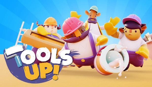 Jeu Tools Up! sur PC (Dématérialisé)