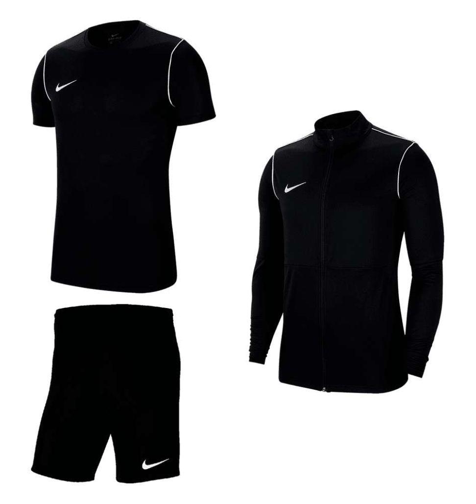 Ensemble d'entraînement 3 pièces Nike Park 20 (Différents coloris) - Tailles du S au XXL