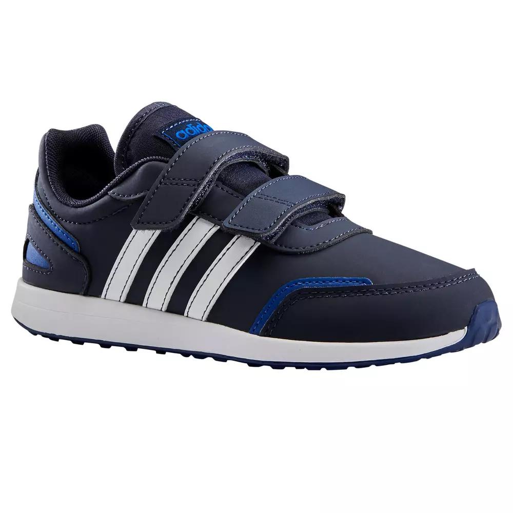 Paire de chaussures adidas Switch pour Enfants - Noir / Bleu ou Rose, Toutes tailles