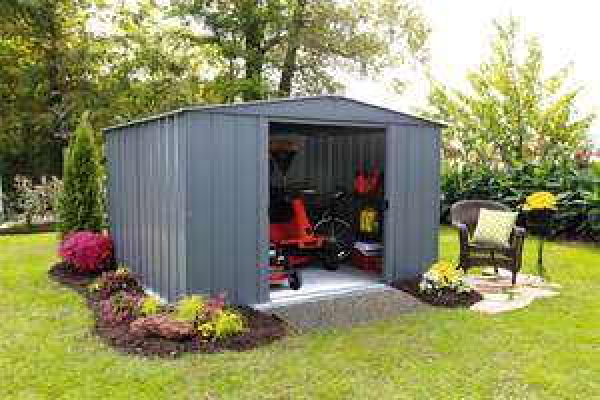 Abri de jardin en métal - 4.98 m²