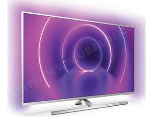 """TV LED 58"""" Philips The One 58PUS8555 - 4K UHD, HDR 10+, Dolby Vision, Ambilight, Android TV"""
