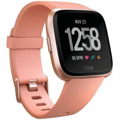 Montre connectée Fitbit Versa - Rose (vendeur tiers)
