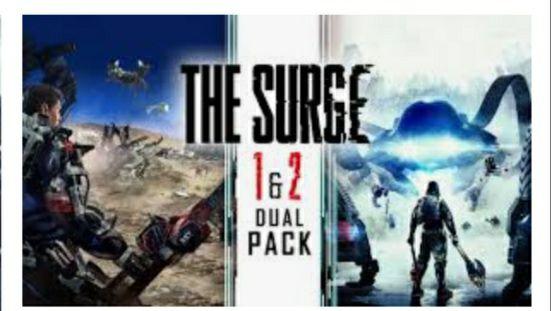 Pack The Surge 1 & 2 sur PC (Dématérialisés)