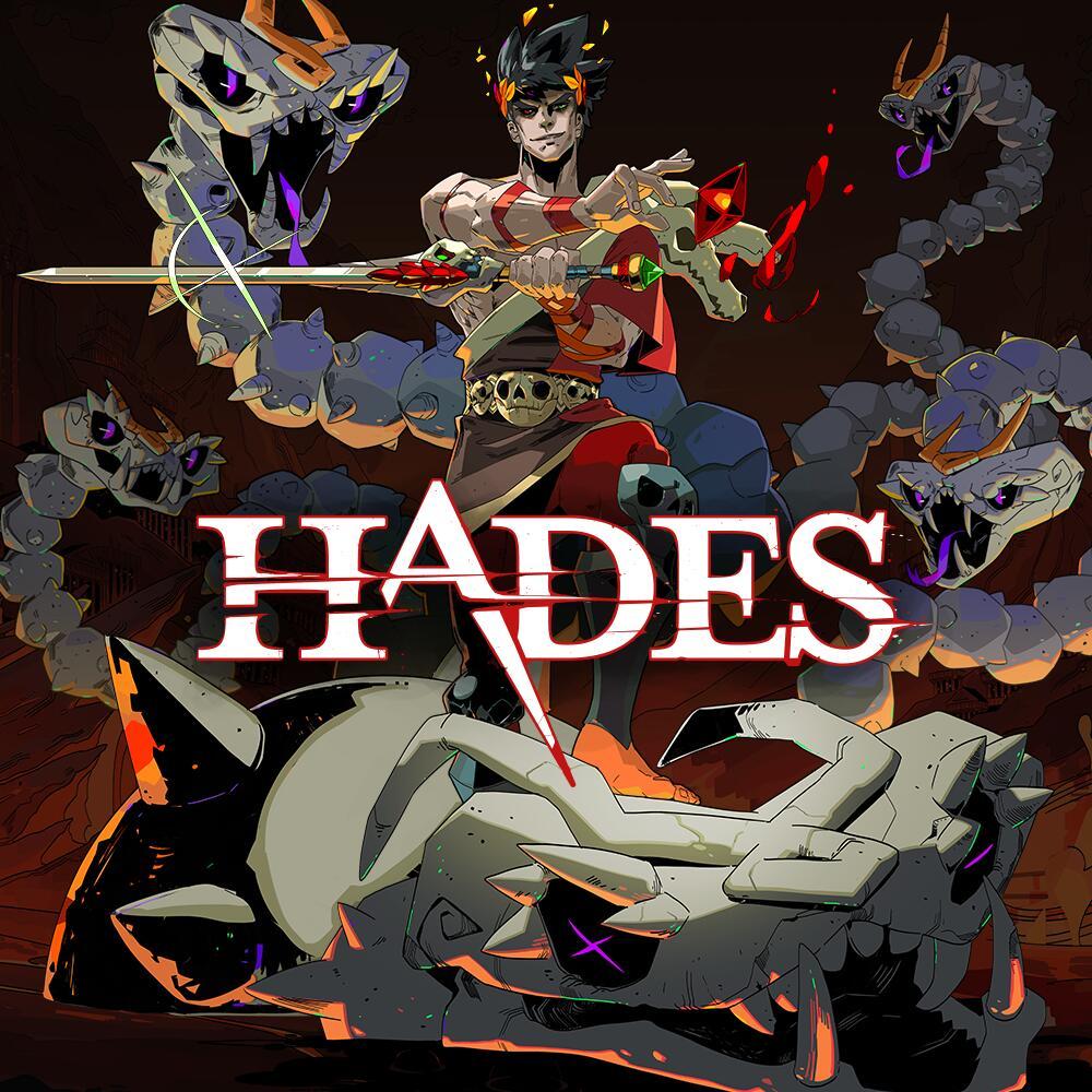 Hades sur Switch (dématérialisé)