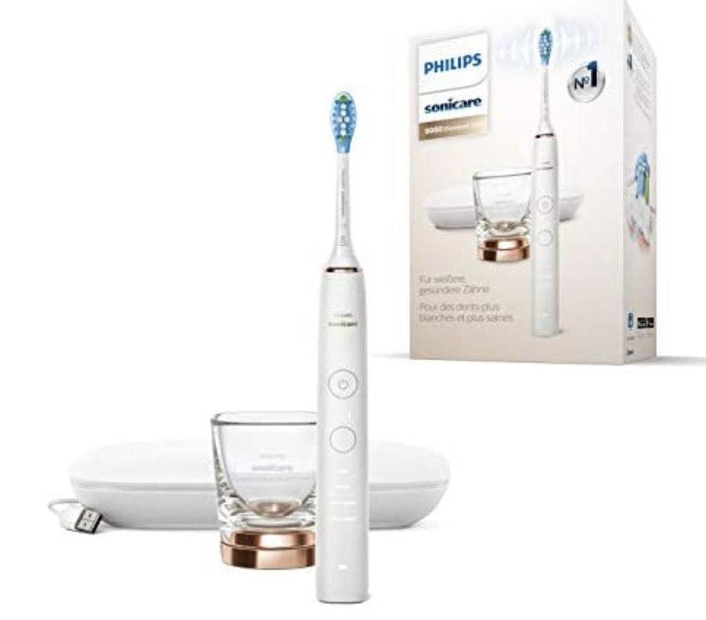 Brosse à dents électrique Connectée Philips Sonicare HX9911/94DiamondClean 9000