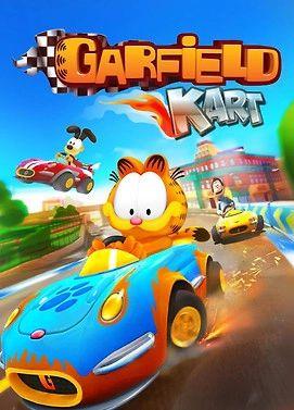 Jeu Garfield Kart sur PC (Dématérialisé)