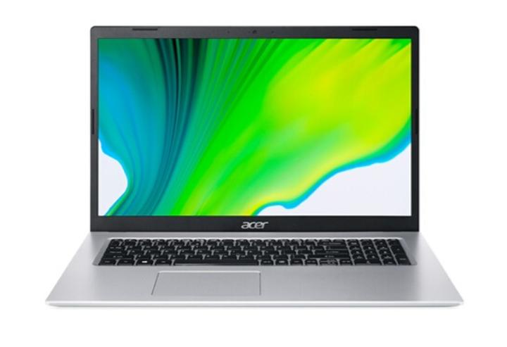 """PC Portable 17.3"""" Acer Aspire 5 A517-52-76ZB - Full HD, i7-1165G7, 16Go RAM DDR4, 512Go SSD, Wi-Fi 6, Bluetooth 5.0, Windows 10"""