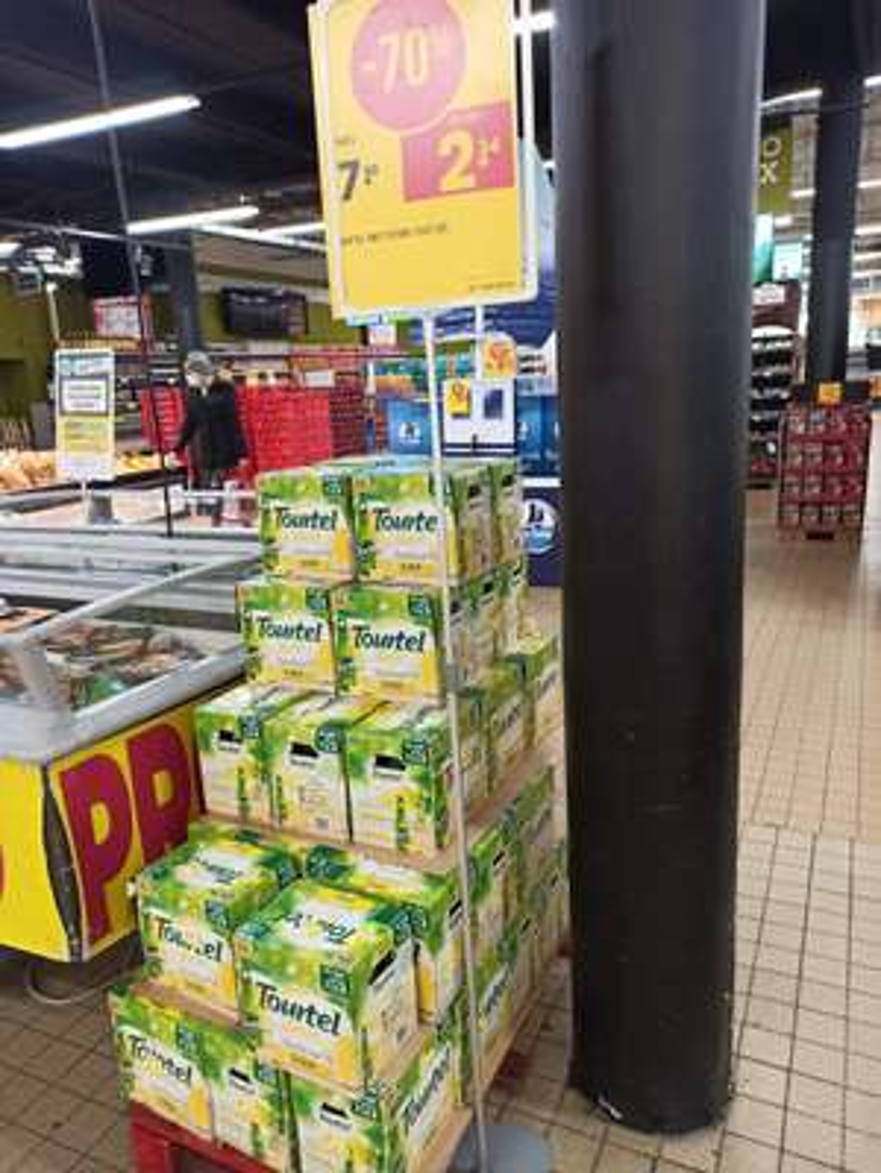 Paquet de 12 Bières sans alcool Tourtel Twist - 12x 27.5CL (Saint-Michel-sur-Orge 91)