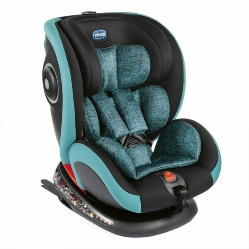 Siège Auto Chicco Seat4Fix Octane - Gr.0+/1/2/3