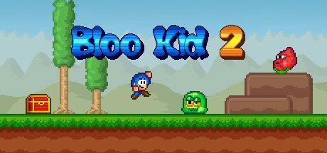 Bloo Kid 2 gratuit sur PC (Steam)