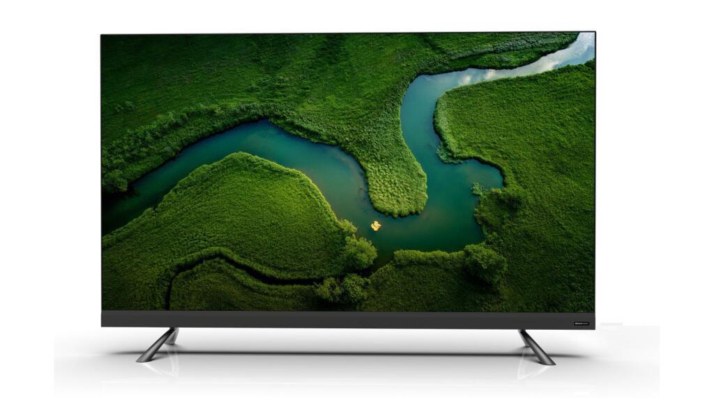 "TV 55"" LED Essentielb 55UHD-A8000B - 4K UHD, Smart TV, Android"