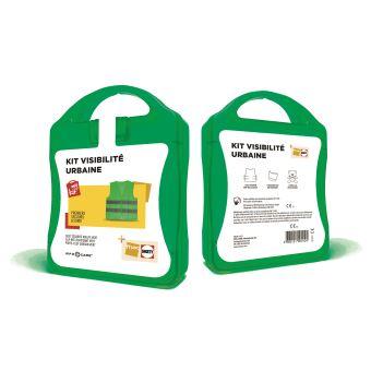 Sélection de kits RFX Care en promotion - Ex: Kit visibilité urbaine RFX Care Vert