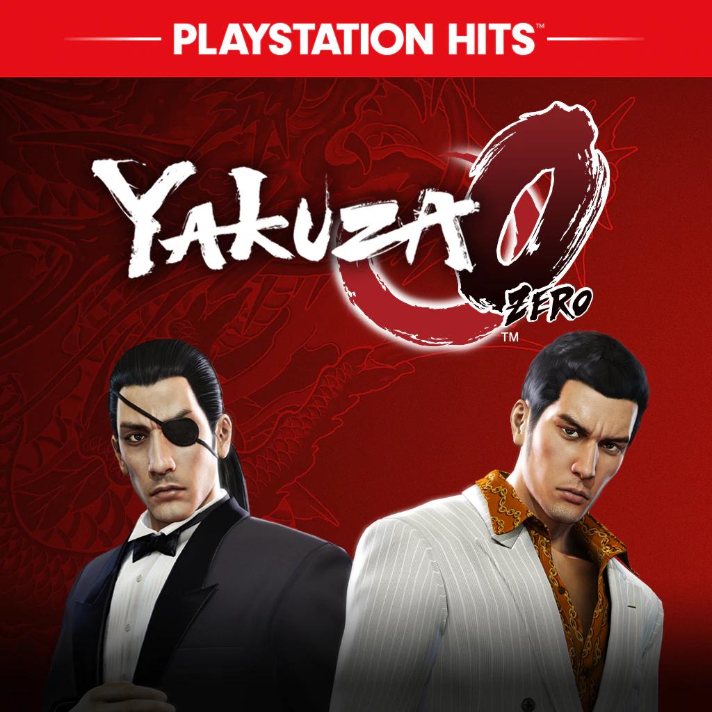 Yakuza Zéro sur PS4 (dématérialisé)