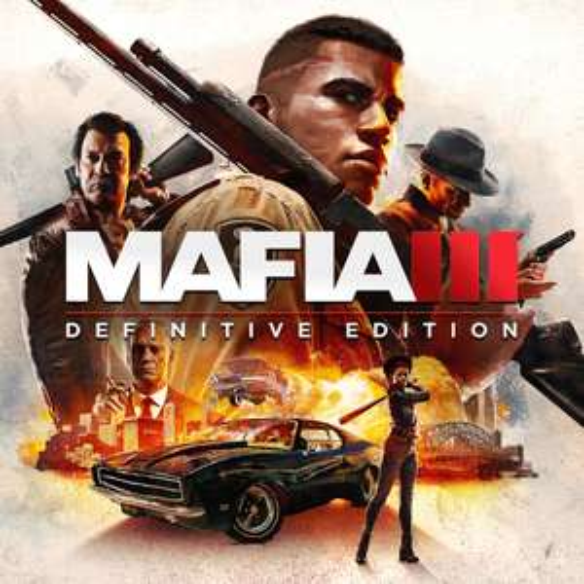Mafia III: Definitive Edition sur PC (Dématérialisé - Steam)